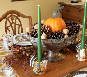 Decorating Ideas > Thrift Store Finds Vintage Inspired Thanksgiving Table  ~ 080207_Thanksgiving Vintage Decorations