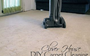 diy carpet cleaning, cleaning tips, flooring, After