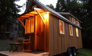 oregon cottage company tiny house, architecture, go green, home decor