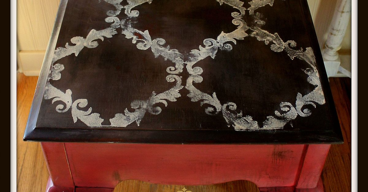 1 Table Makeover From Trashed To Treasured Hometalk