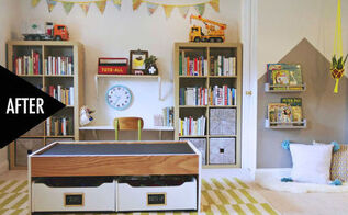 modern playroom decor, entertainment rec rooms