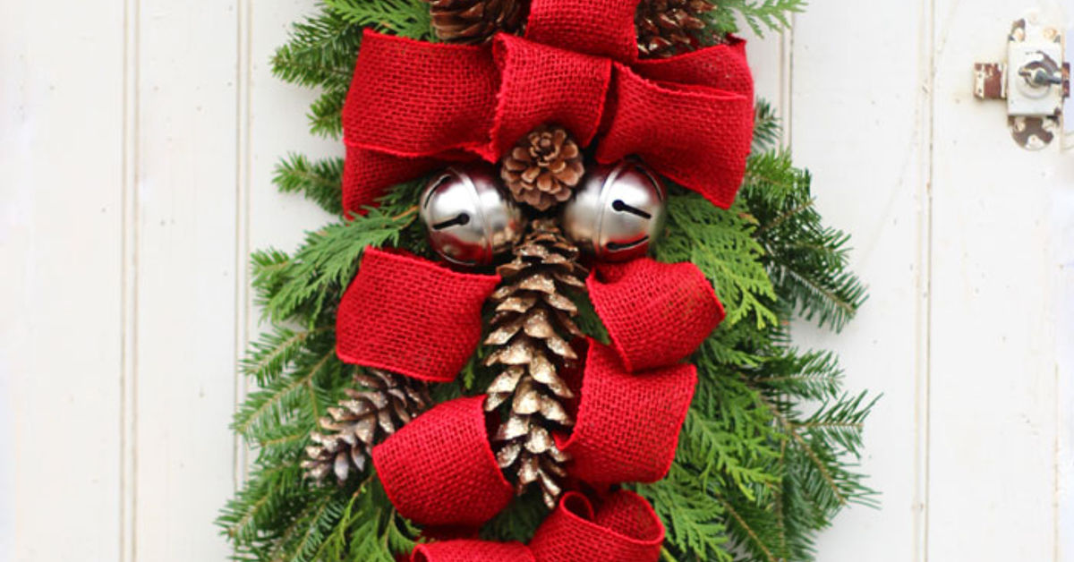 How To Make A Christmas Swag  Hometalk. Ideas For Christmas Tree Decorations. Best Place To Buy Christmas Decorations Online. Christmas Door Decorating Winners. Christmas Decorations Warehouse Campbelltown. Outdoor Christmas Decorations Large Ornaments. Christmas Decorations From Next. Christmas House Decorations Indoor. White House Christmas Ornaments Amazon