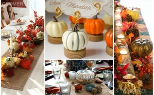 hottest thanksgiving tablescape trends