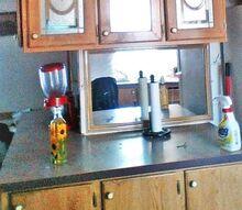 q mobile home cabinet decoration ideas, kitchen cabinets, kitchen design