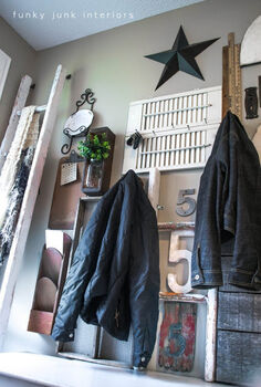 organize that junk by hanging it up with your coats, organizing, Coats and junk in a front entry Absolutely