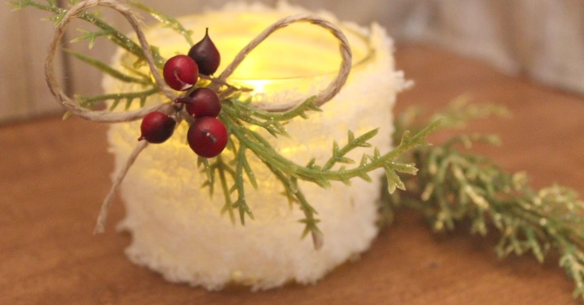 Christmas Crafts Using Household Items