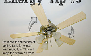 quick energy efficiency tips, go green, home maintenance repairs, how to