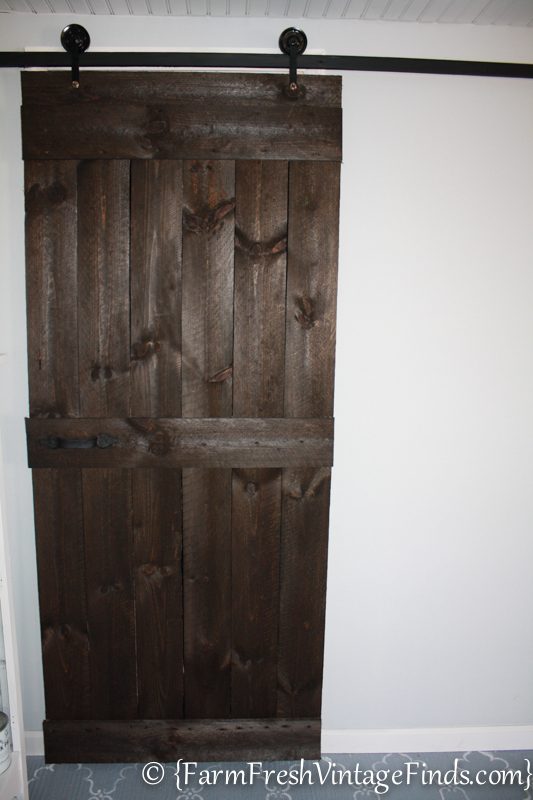How To Build And Hang A Barn Door Cheaply Hometalk
