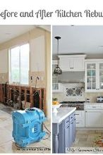 white and elegant kitchen remodel idea, home improvement, kitchen design