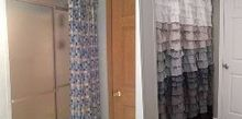 bathroom before and afters, bathroom ideas, diy, home decor, Shower area