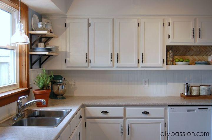 Kitchen Cabinets Ideas complete kitchen cabinets : Our $2500 DIY Kitchen Makeover! | Hometalk