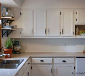 Complete Kitchen Makeover For Only 2500 Dollars, Kitchen Cabinets, Kitchen  Design, Painting