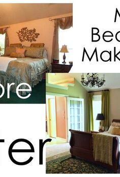 updating a bedroom from 1989, bedroom ideas, home decor, home improvement