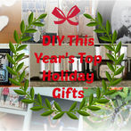 diy gift guide, crafts, diy