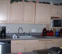 my remodeled kitchen before and after, home decor, kitchen design, before