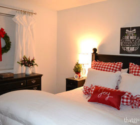 Diy Winter Christmas Bedroom, Bedroom Ideas, Christmas Decorations, Crafts,  Seasonal Holiday Decor