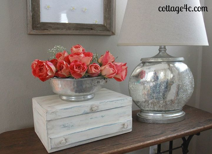 Decorative Jewelry Boxes Ideas : Thrifted jewelry boxes hometalk