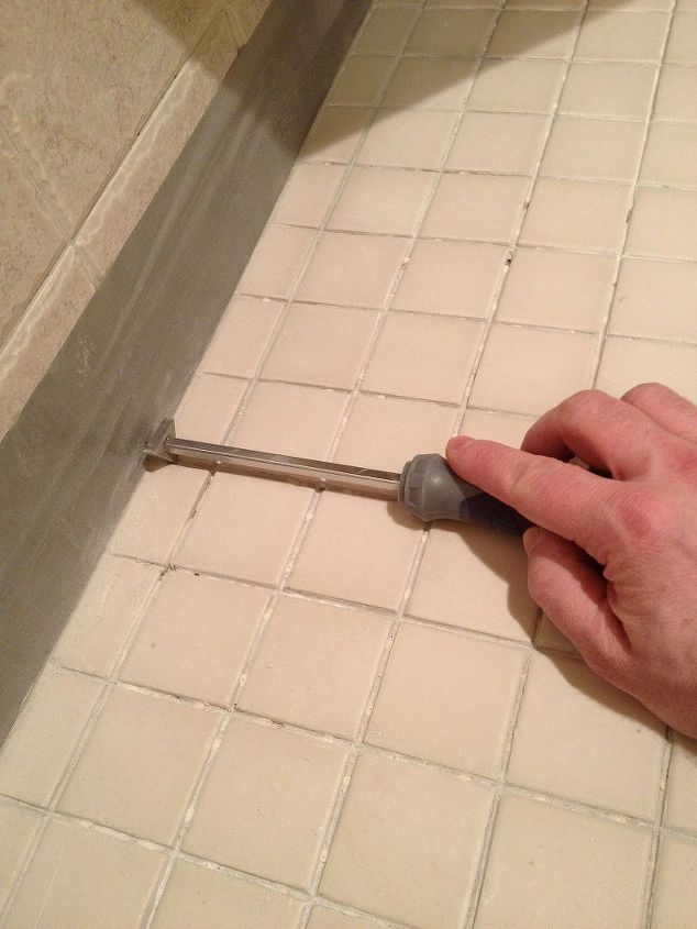 the best grout removal tools for shower tile floors home maintenance
