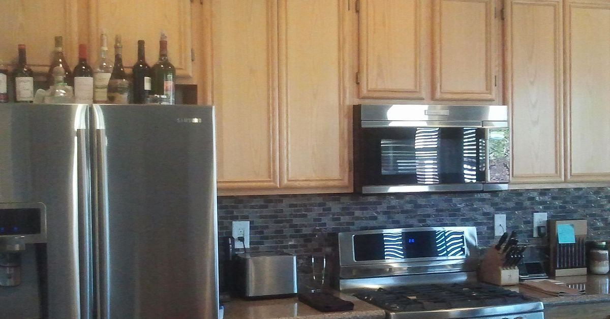 Kitchen Cabinet Redo Hometalk