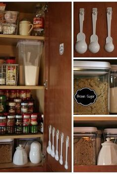 kitchen cabinet organization, organizing, Here s a glimpse of how it turned out