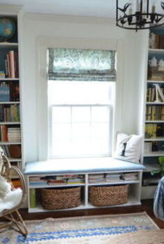 diy upcycle ikea shelves to built in billys, diy, home office, how to, repurposing upcycling, shelving ideas, storage ideas