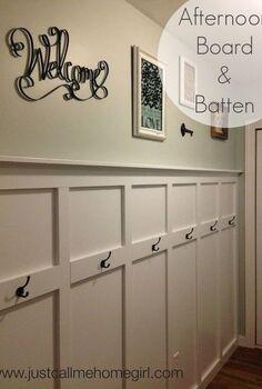 basement entrance wall decor, basement ideas, how to, painting, wall decor