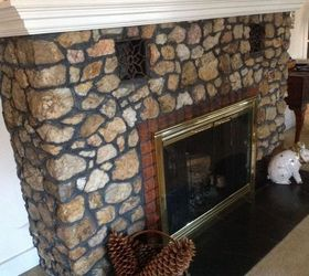 How to clean quartz rock fireplace | Hometalk