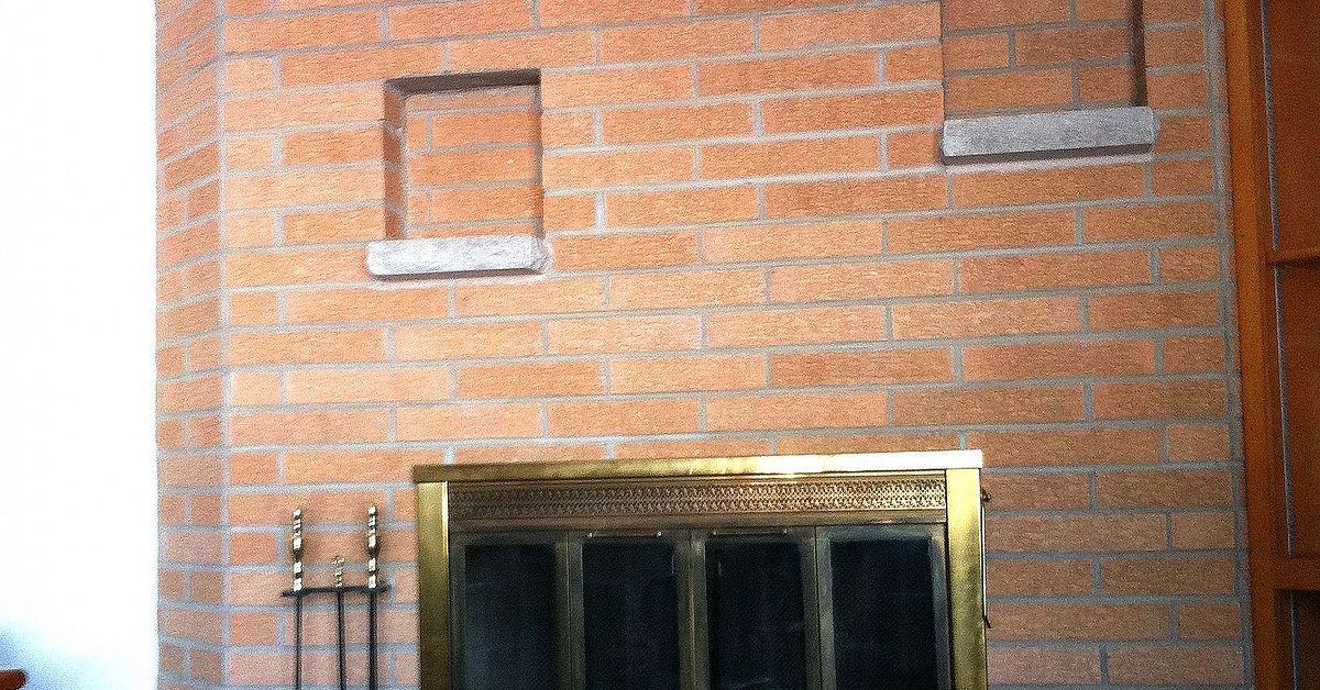 Help Update My 70 S Fireplace Hometalk