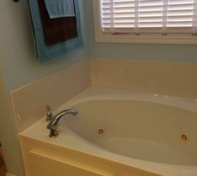 Diy Bathtub Makeover, Bathroom Ideas, How To, Tiling, Before