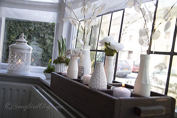 Spring Decorating On The Window Sill Hometalk