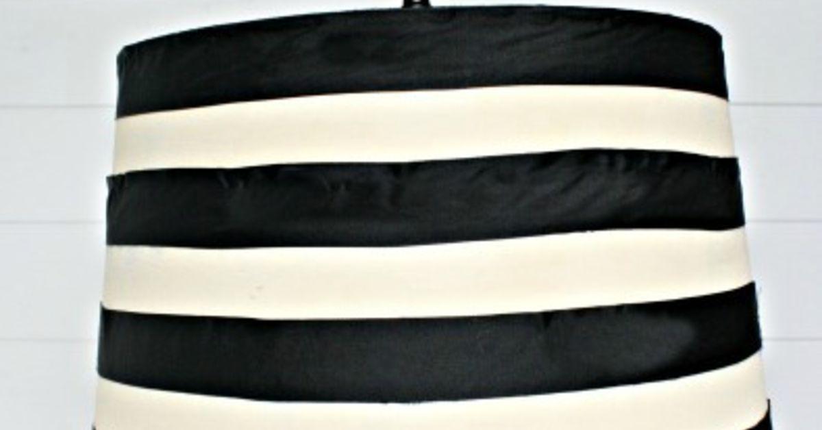 DIY Drum Shade Pendant Light | Hometalk