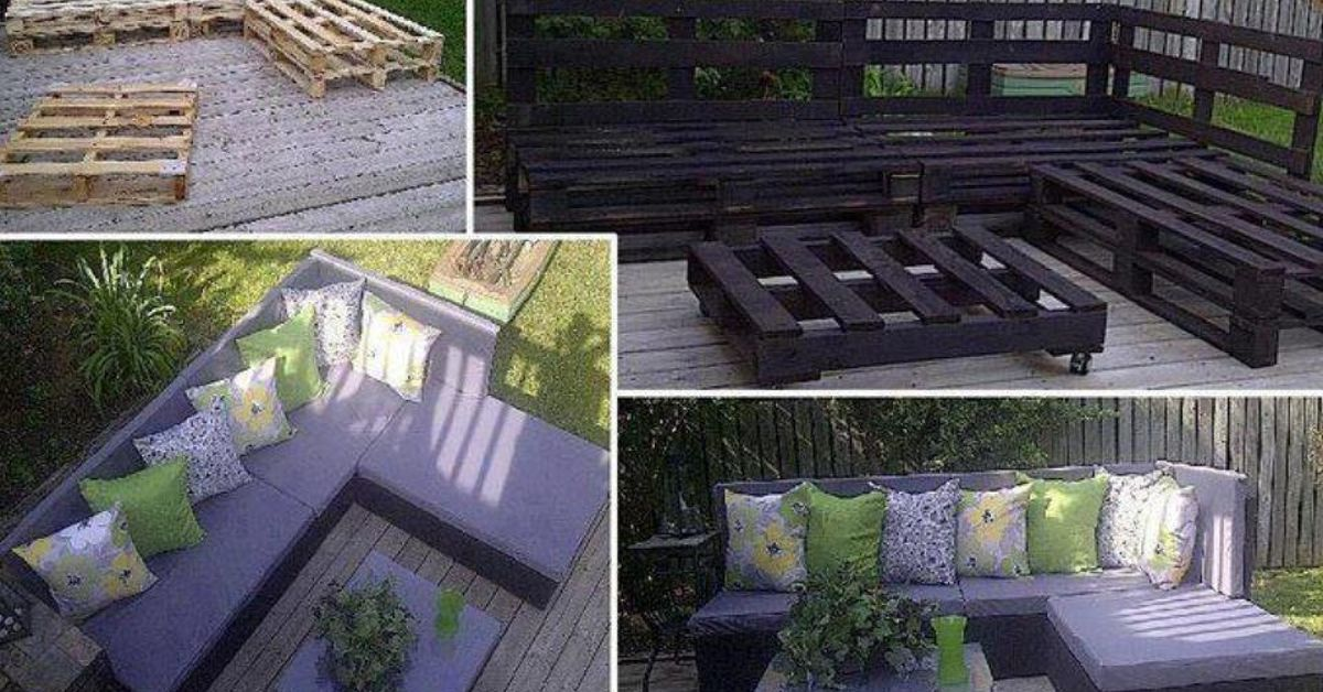 Reuse Project For The Deck Hometalk