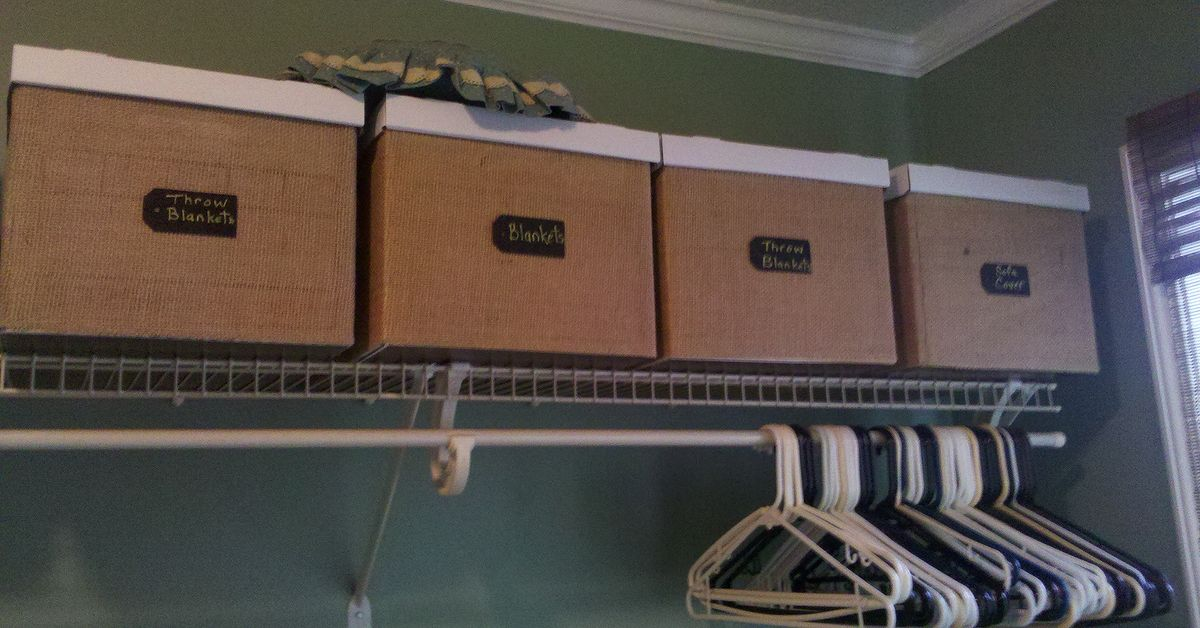 Diy Cardboard Crafts Storage Bins