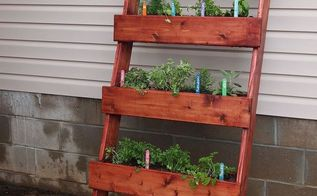 diy herb garden tutorial, diy, gardening, how to, We love our new herb garden