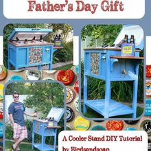 give dad the coolest father s day gift, diy, how to, outdoor living, Best Dad ever