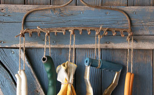 9 ways to think outside the toolbox, cleaning tips, garages, gardening, repurposing upcycling, tools
