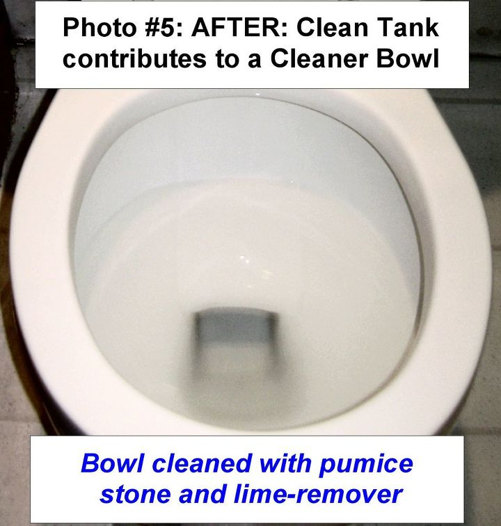 Toilets - Why Clean the Tank? | Hometalk