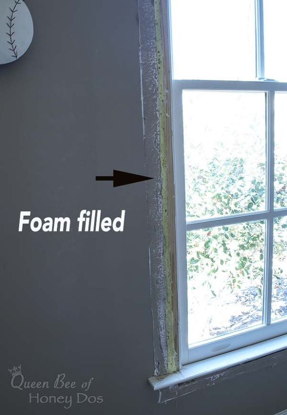 How to insulate drafty windows permanently hometalk for High insulation windows