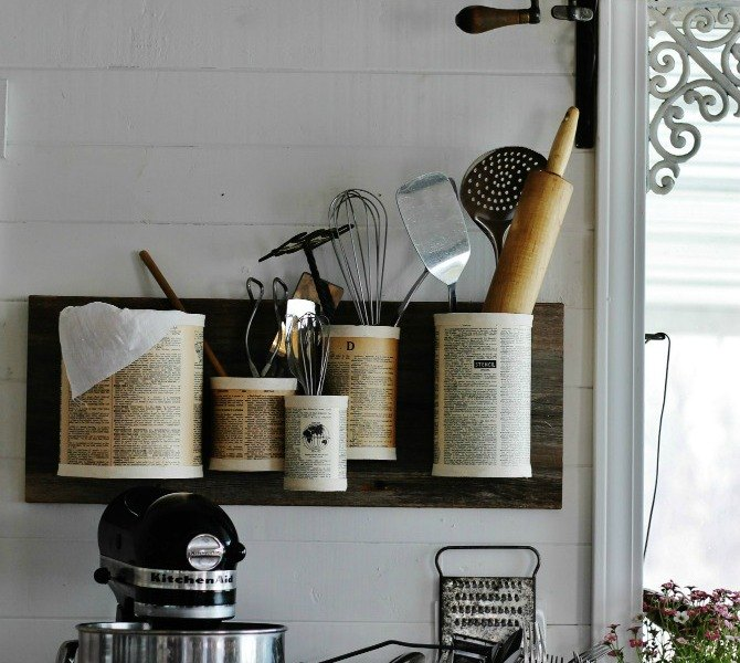 15 Empty Tin Can Hacks That Will Make Your Home Look