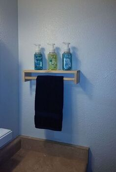 ikea spice rack hack, bathroom ideas, organizing, repurposing upcycling, storage ideas