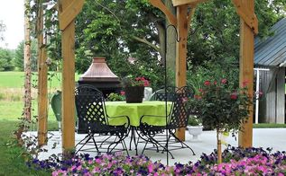 build your own pergola for an outdoor retreat, diy, how to, outdoor living