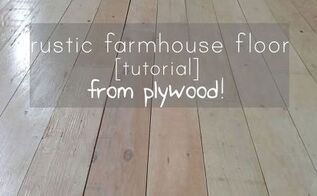 diy plywood floor, flooring, woodworking projects