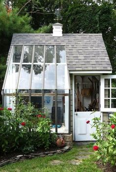 diy potting shed, gardening, outdoor living, The potting shed
