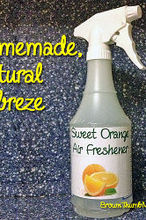 homemade natural febreze, cleaning tips, Homemade natural Febreze is safe to use in baby s room and around pets