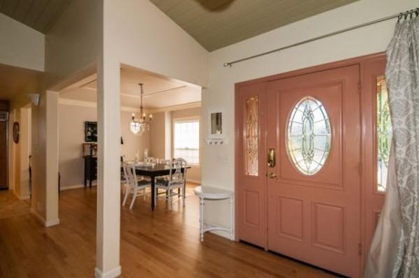 front door colors with chalk paint chalk paint doors painting