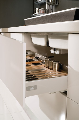 11 ways to organize under the sink bathroom ideas organizing pull out drawer - Kitchen Sink Drawer