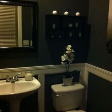 bathroom update before after, bathroom ideas, home decor, After