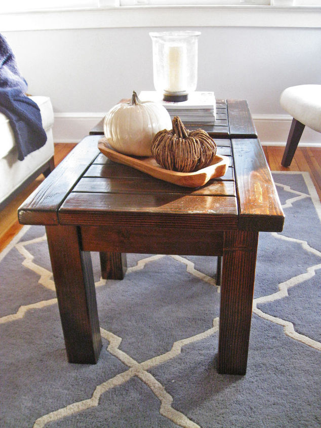 Diy Pottery Barn Coffee Tables Hometalk