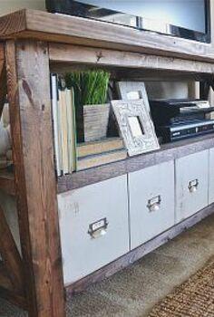 diy card catalog drawers, diy, painted furniture, repurposing upcycling, rustic furniture, storage ideas, These DIY drawers are faux catalog drawers