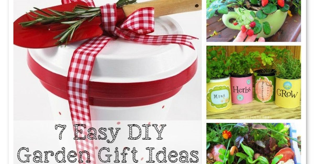 Gardening Gift Ideas indoor gardening gifts unusual ideas for holiday presents by mary kate mackey 7 Easy Diy Garden Gift Ideas Hometalk